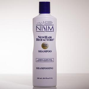 Nisim hajhullás elleni sampon normál-száraz hajra – Szulfát, Paraben, DEA mentes