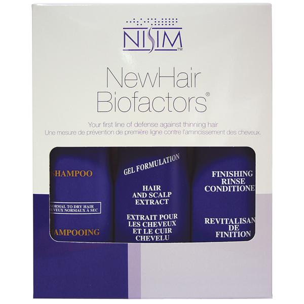 NISIM Big 3 in 1 hajhullás elleni csomag normál-száraz hajra