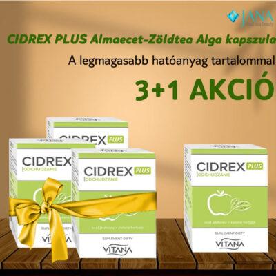 cidrex tea
